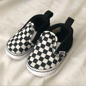 LIKE NEW baby Vans